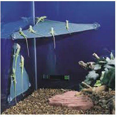 Zoo Med Mesh Repti Hammock ZooMed for Lizard Gecko Iguana Reptile ...