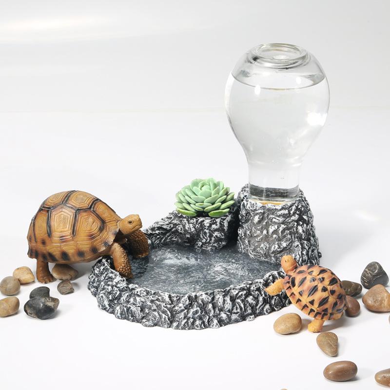 Máng nước tự động cho rùa và bò sát size L | Cửa hàng thú cưng BB ...