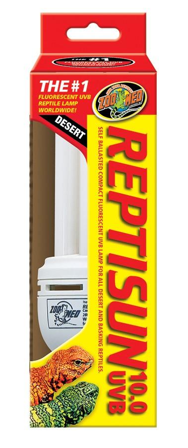 ReptiSun® 10.0 Compact Fluorescent | Zoo Med Laboratories, Inc.