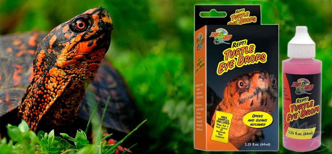 Глазные капли для черепах - Zoo Med Repti Turtle Eye Drops - 64 мл ...