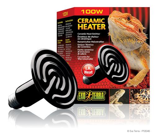 Exo Terra : Ceramic Heater / Ceramic Heat Emitter