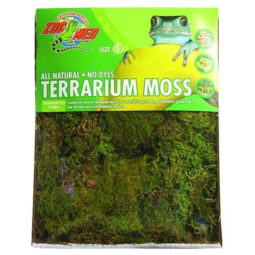 Reptiles (W) Terrarium Moss - 5 gal - Rick's Pet Stores Inc.