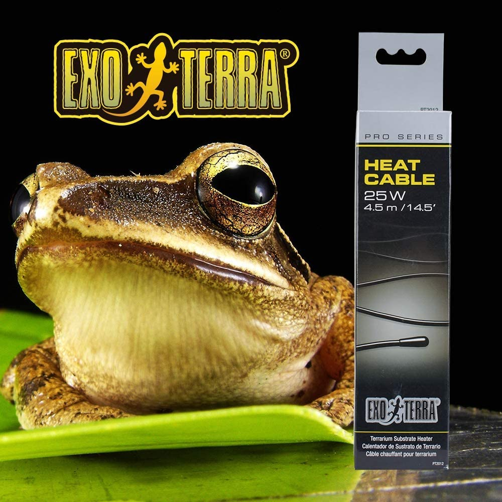 Amazon.com: Exo Terra Exo Terra Heat Cable, 25 W: Pet Supplies