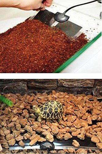 Vipe Reptile Heating Pad Heat Mat Under Tank Heating Pad US Plug ...
