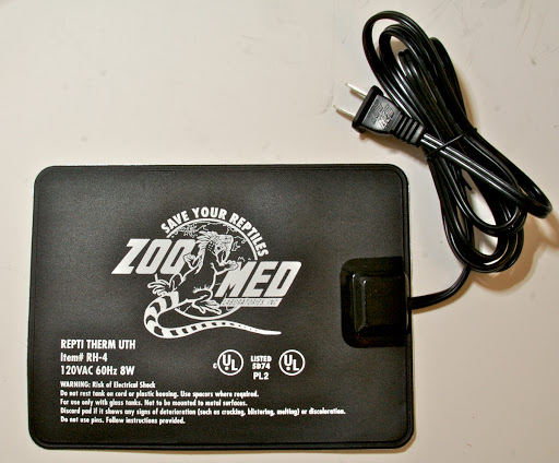 ReptiTherm® Under Tank Heater » Zoo Med Europe