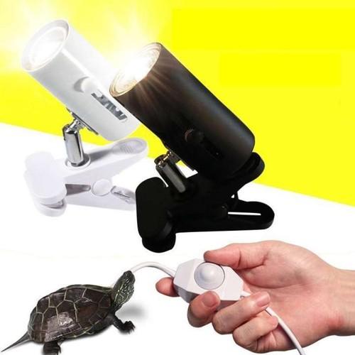 50 Wát UVA + UVB 3.0 Động Vật Bò Sát Bộ đèn Trắng Kẹp Bóng Đèn Đui ...