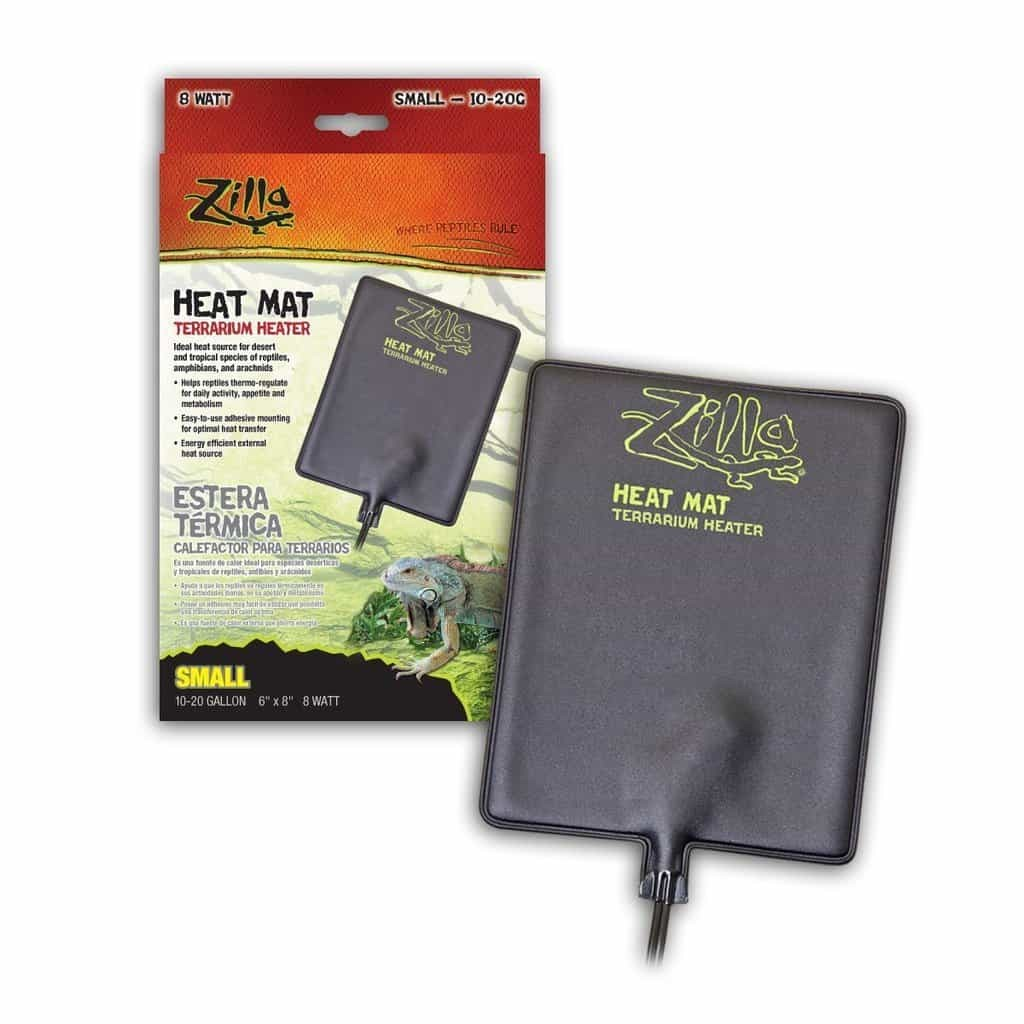 Zilla reptile heat mat for sale reptile heating pad for sale gecko ...