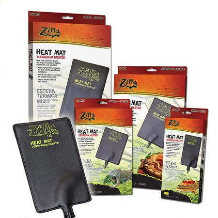 Zilla Heat Mat Terrarium Heater - MyTurtleStore.com