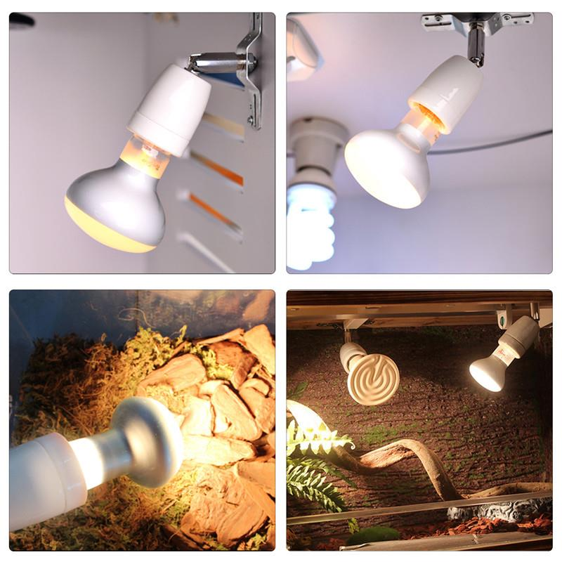 Exo Terra Solar Glo Reptile Heat Lamp UVA UVB Light ALL In 1 Bulb 80w Manufacturers and Suppliers - Professional Factory - Superb Heater Technology