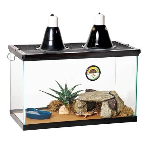 Zilla Brown Reptile Terrarium Liner | Petco