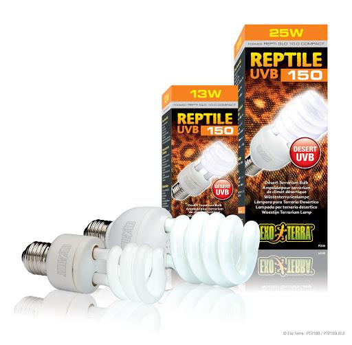 Exo Terra : Reptile UVB150 / Desert Terrarium Bulb